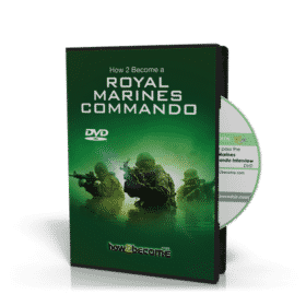 The Royal Marines Commando Interview DVD