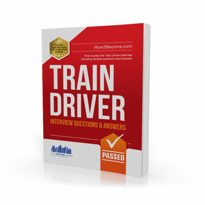 Train Driver Interview Questions and Answers Workbook