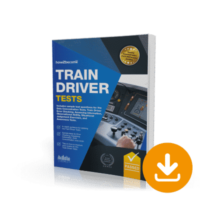 Train Driver Tests Download, Sample Test Questions