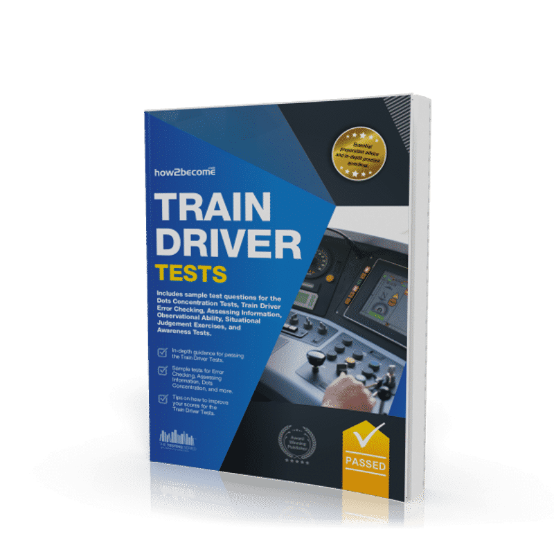 Train Driver Tests | Practice Test Questions and Answers