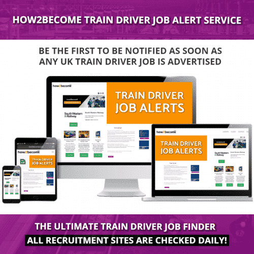 UK Train Driver Job Alert Service