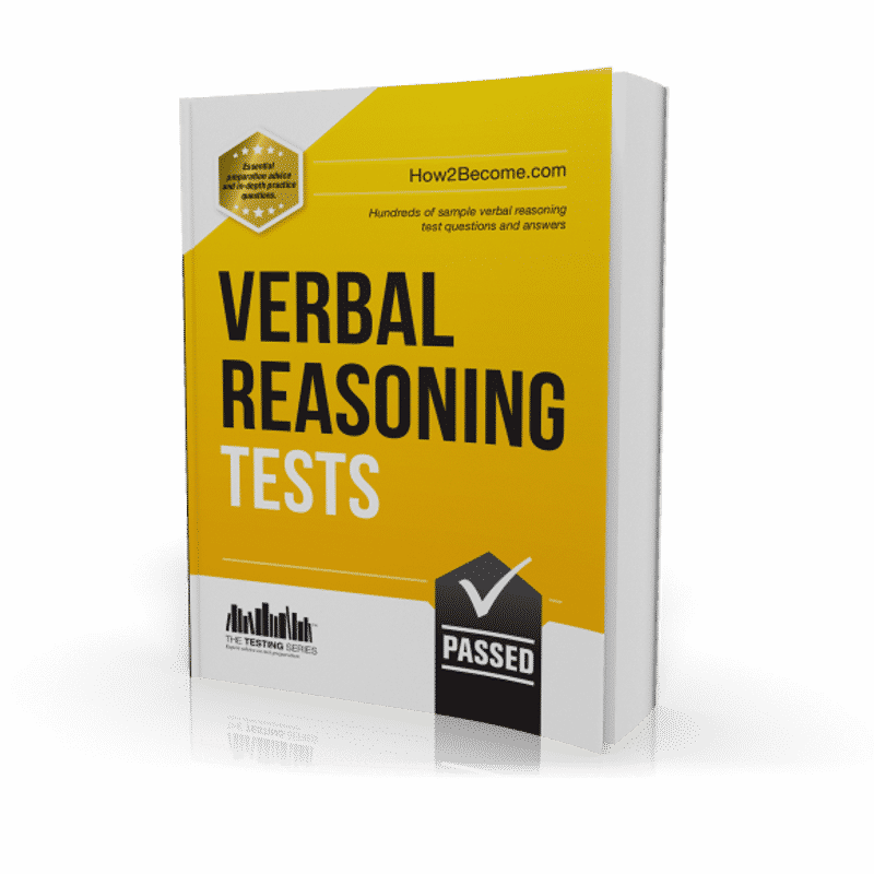 Verbal Reasoning Tests Workbook