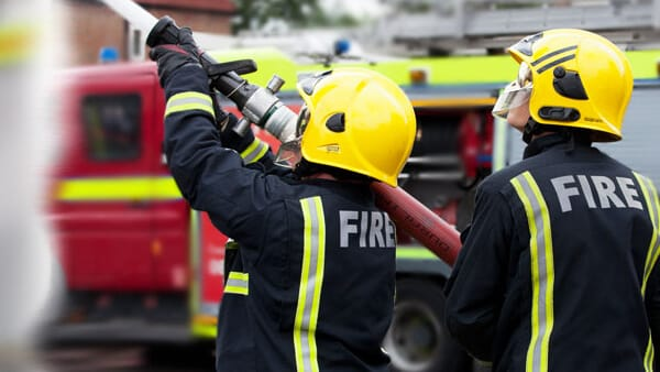 firefighter checking service