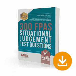 300 FPAS Situational Judgement Test Questions Download