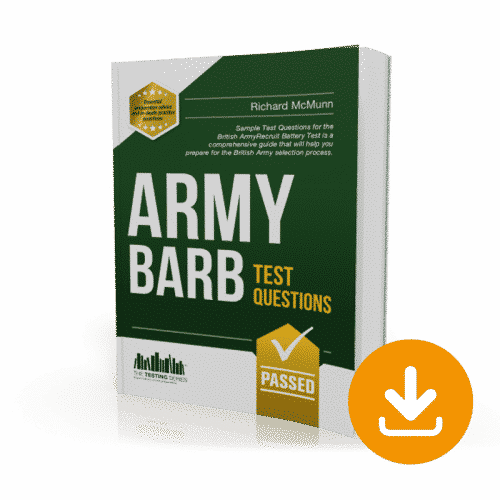 Army BARB Test Questions Download