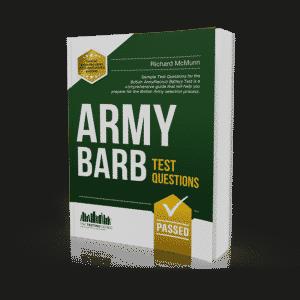 Army BARB Test Questions Workbook