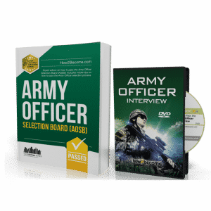 Army Officer Workbook and Interview DVD
