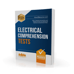 Electrical Comprehension Tests Workbook