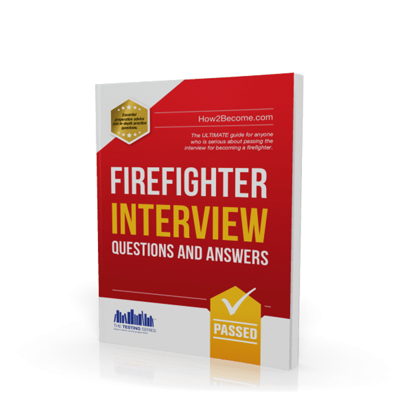 Firefighter Interview Questions u0026 Answers Workbook Firefighter