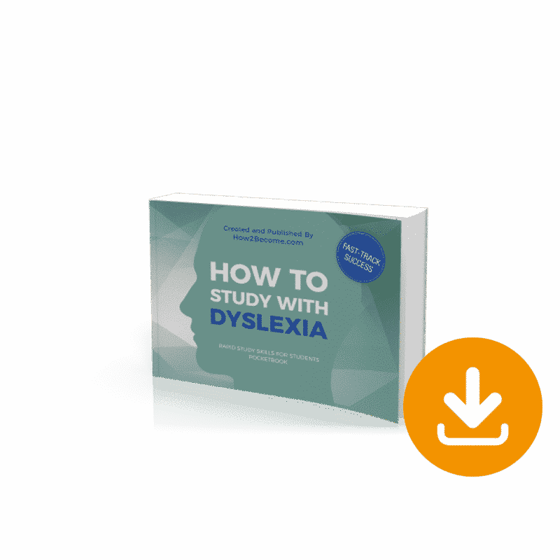 How to Study with Dyslexia Pocketbook Download