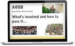 How to pass the Army Officer AOSB online course module 2