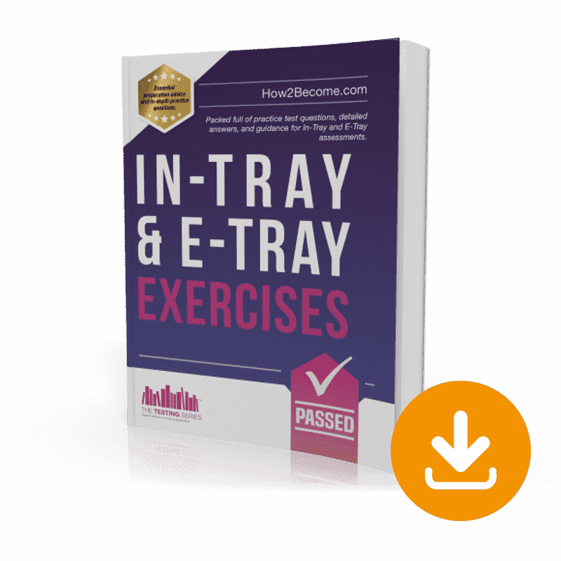 In -Tray & E - Tray Exercises Workbook Download - How 2 Become