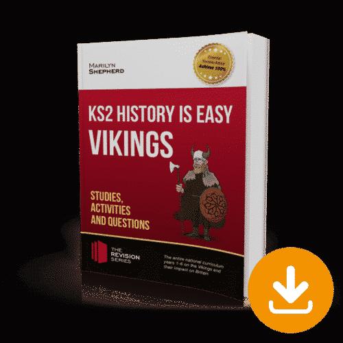 KS2 History is Easy Vikings Download