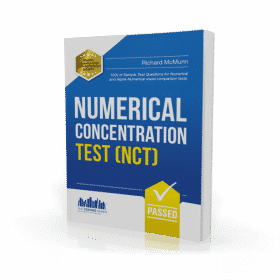 Numerical Concentration Tests Workbook