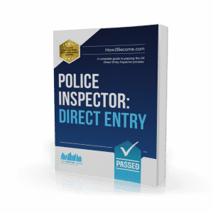 Police Inspector Direct Entry Workbook