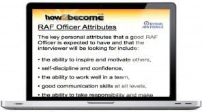 RAF OFFICER COURSE MODULE 1