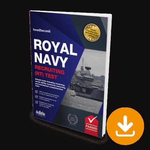 Royal Navy Recruiting (RT) Tests Download