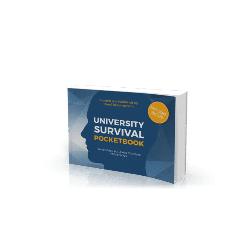 University Survival Guide Pocketbook