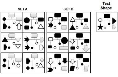 kent test spatial reasoning 3
