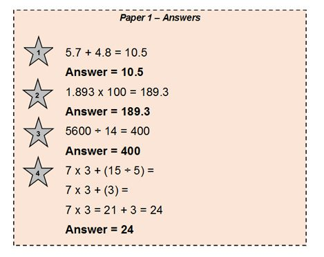 Funky Keystage 2 Maths Ensign - General Maths Worksheets Teaching ...