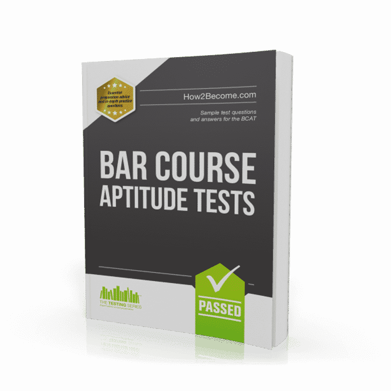 BCAT - Bar Course Aptitude Tests Workbook