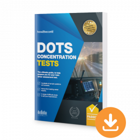 Dots Concentration Tests Download