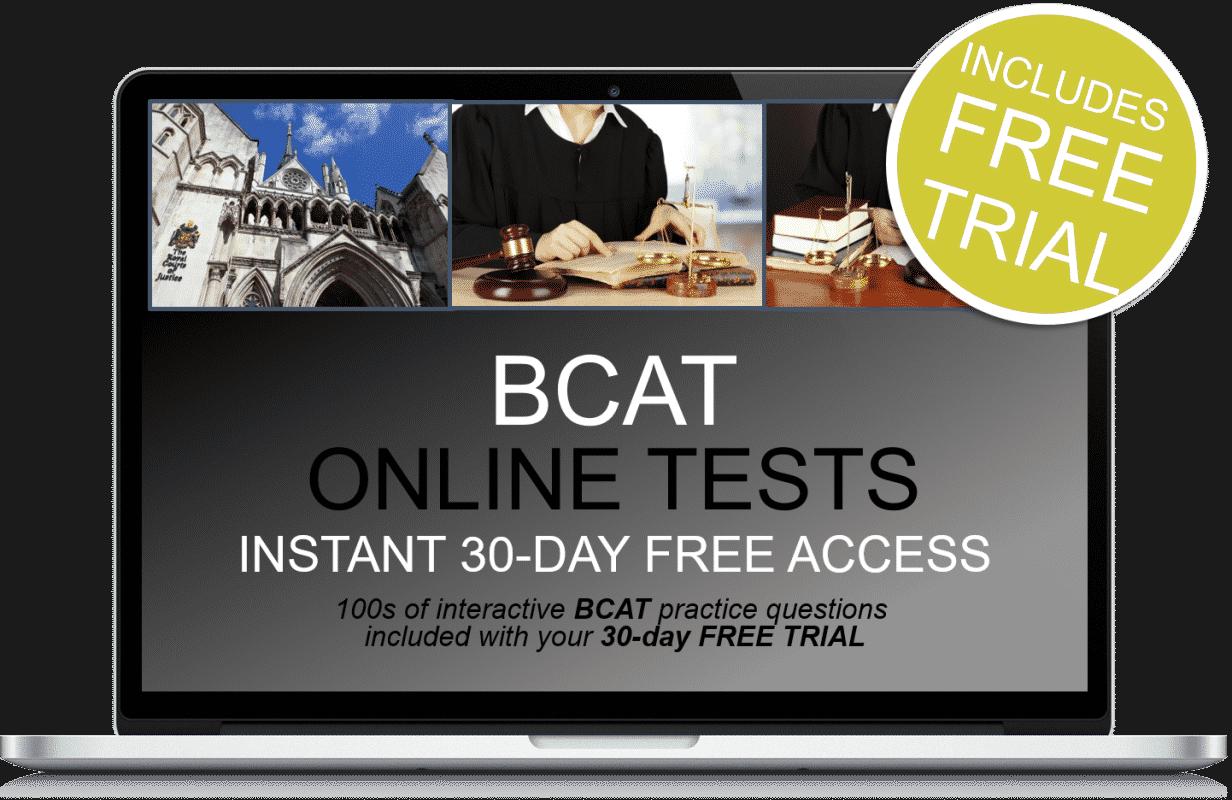 Free Online Interactive BCAT Practice Tests