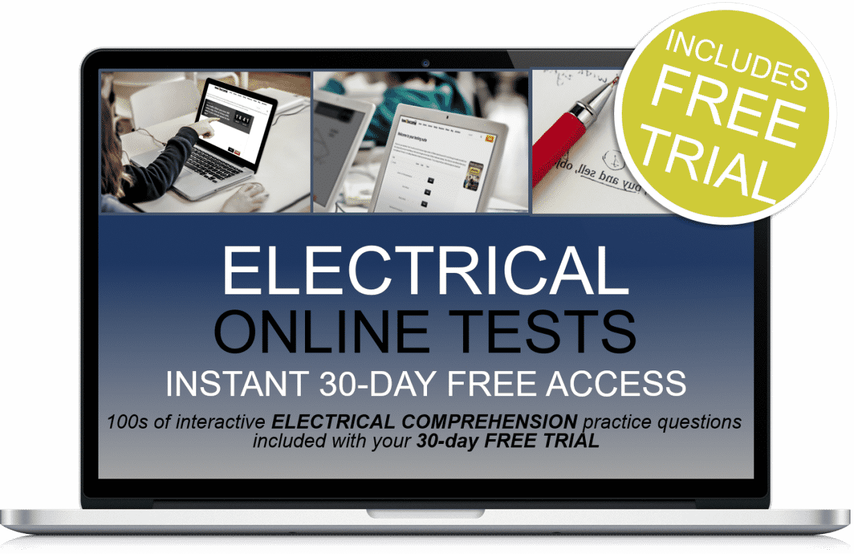 Free Online Interactive Electrical Comprehension Practice Tests