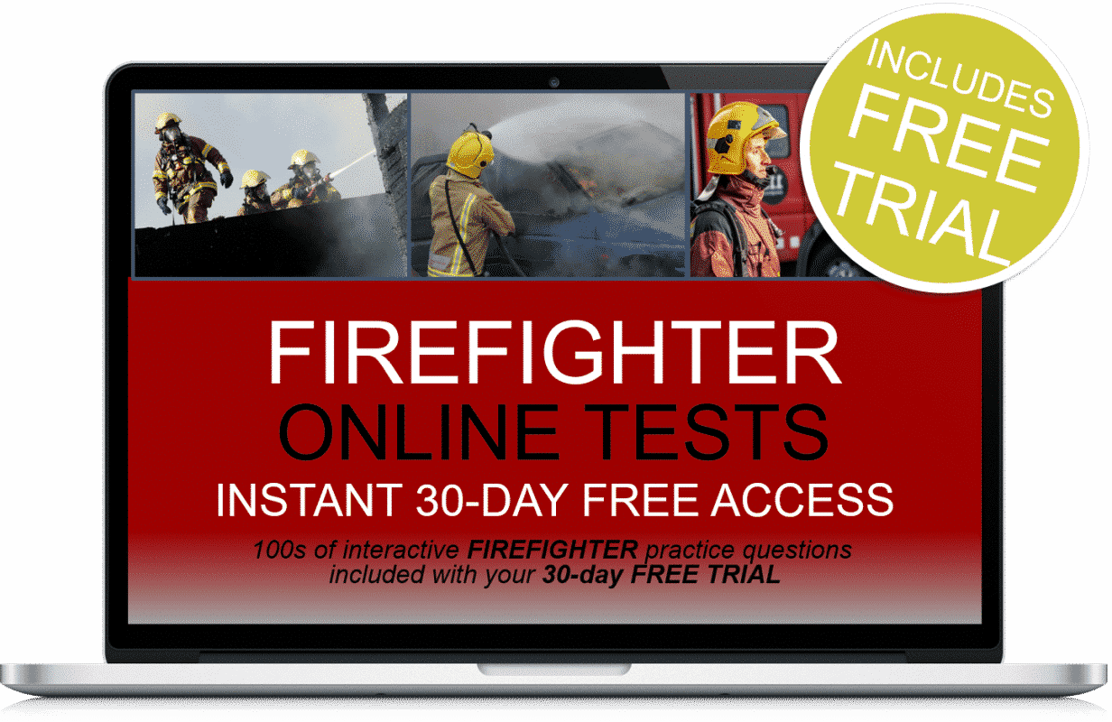 Free Online Interactive Firefighter Practice Tests