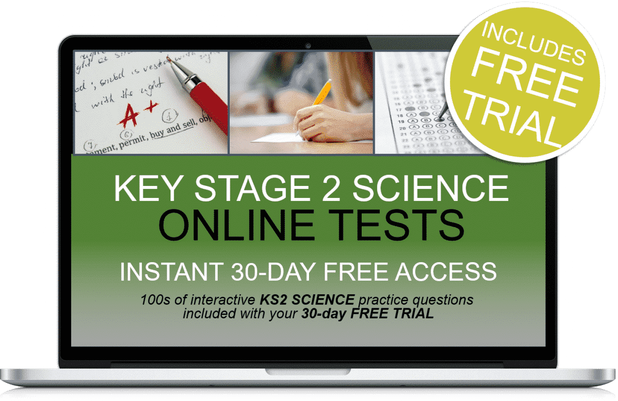 Free Online Interactive Key Stage 2 Science Practice Tests