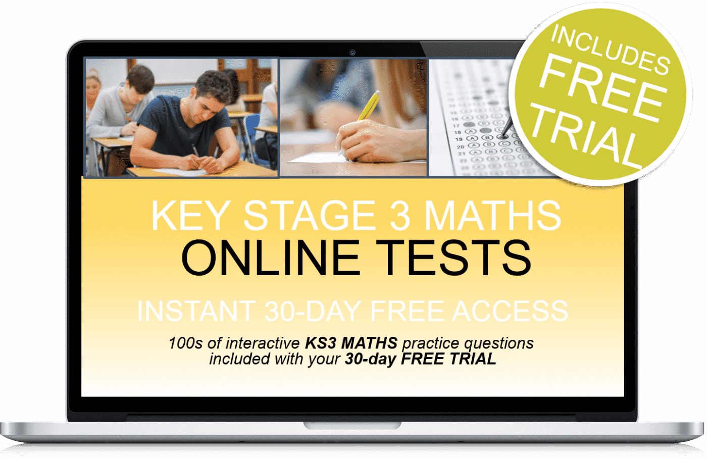 Free Online Interactive Key Stage 3 Maths Practice Tests - How 2 Become