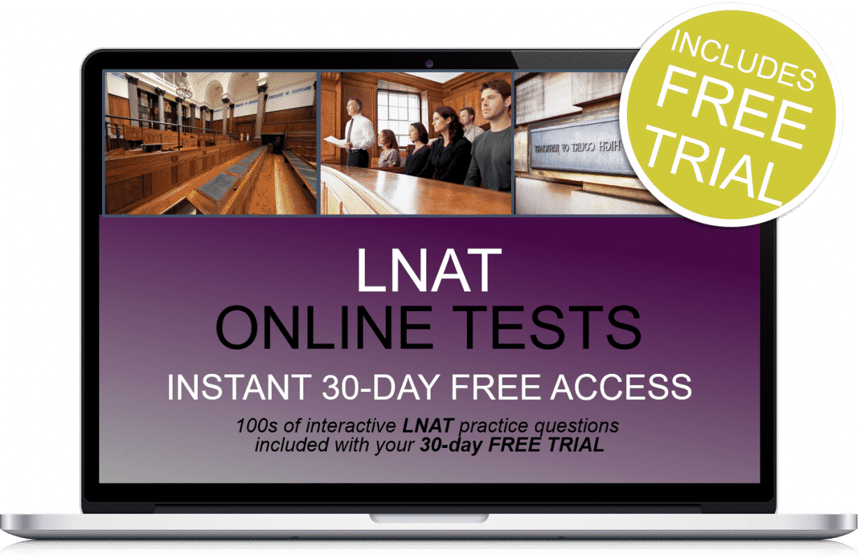 Free Online Interactive LNAT Practice Tests