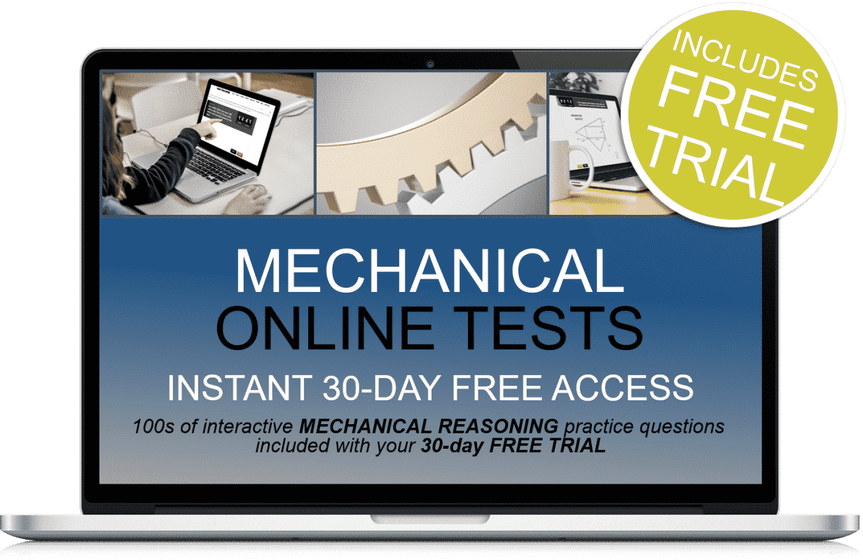 Free Online Interactive Mechanical Comprehension Practice Tests