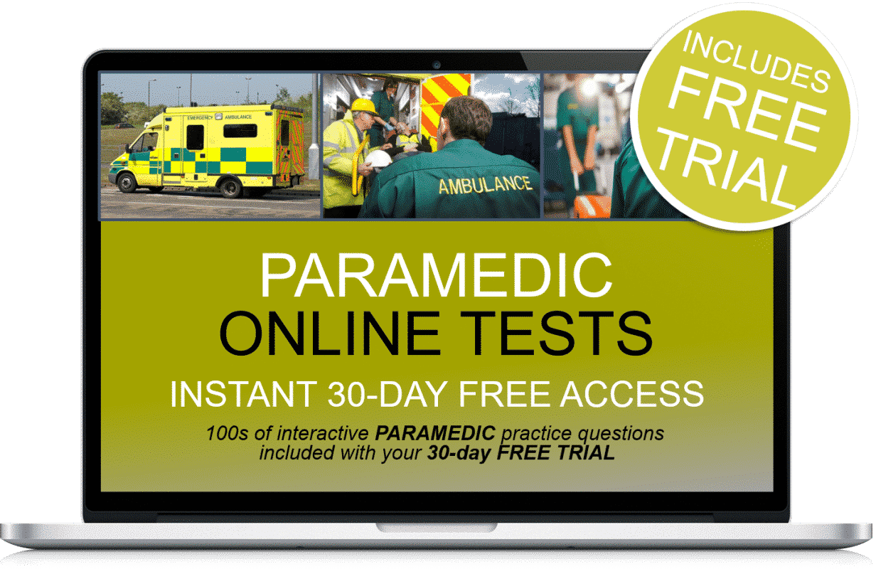 Free Online Interactive Paramedic Practice Tests