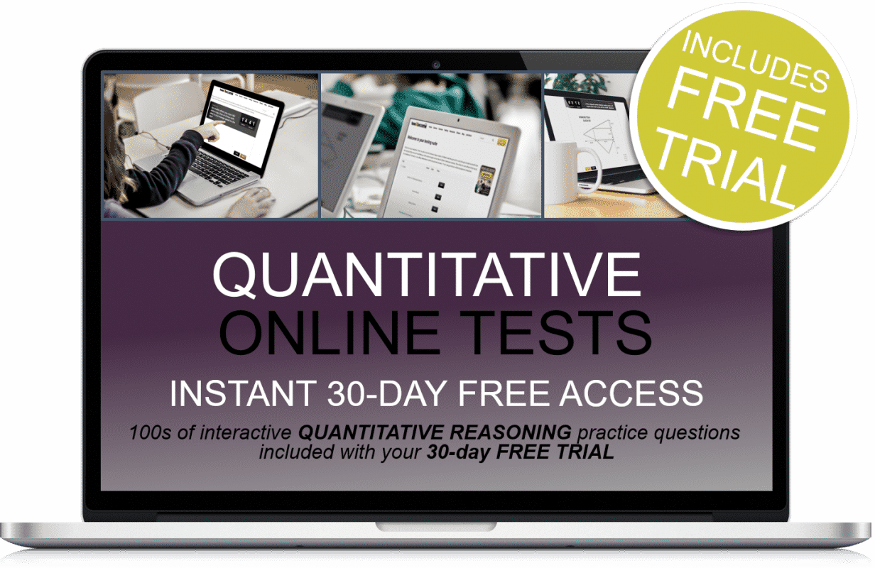Free Online Interactive Quantitative Practice Tests