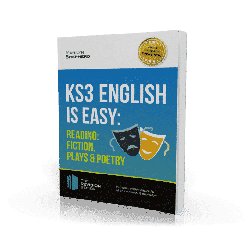 KS3 English is Easy Reading Fiction Plays & Poetry