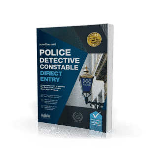 Police Detective Constbale Direct Entry Book