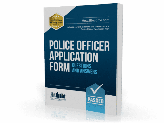 Police Officer Application Form