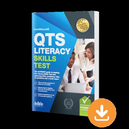 QTS Literacy Skills Test Download