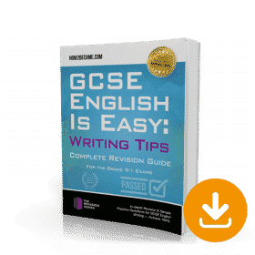 GCSE English is Easy Writing Tips Download