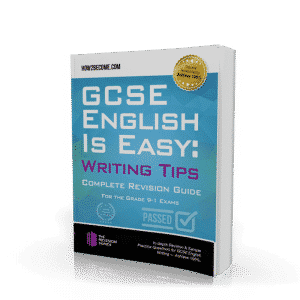 GCSE English is Easy Writing Tips Workbook