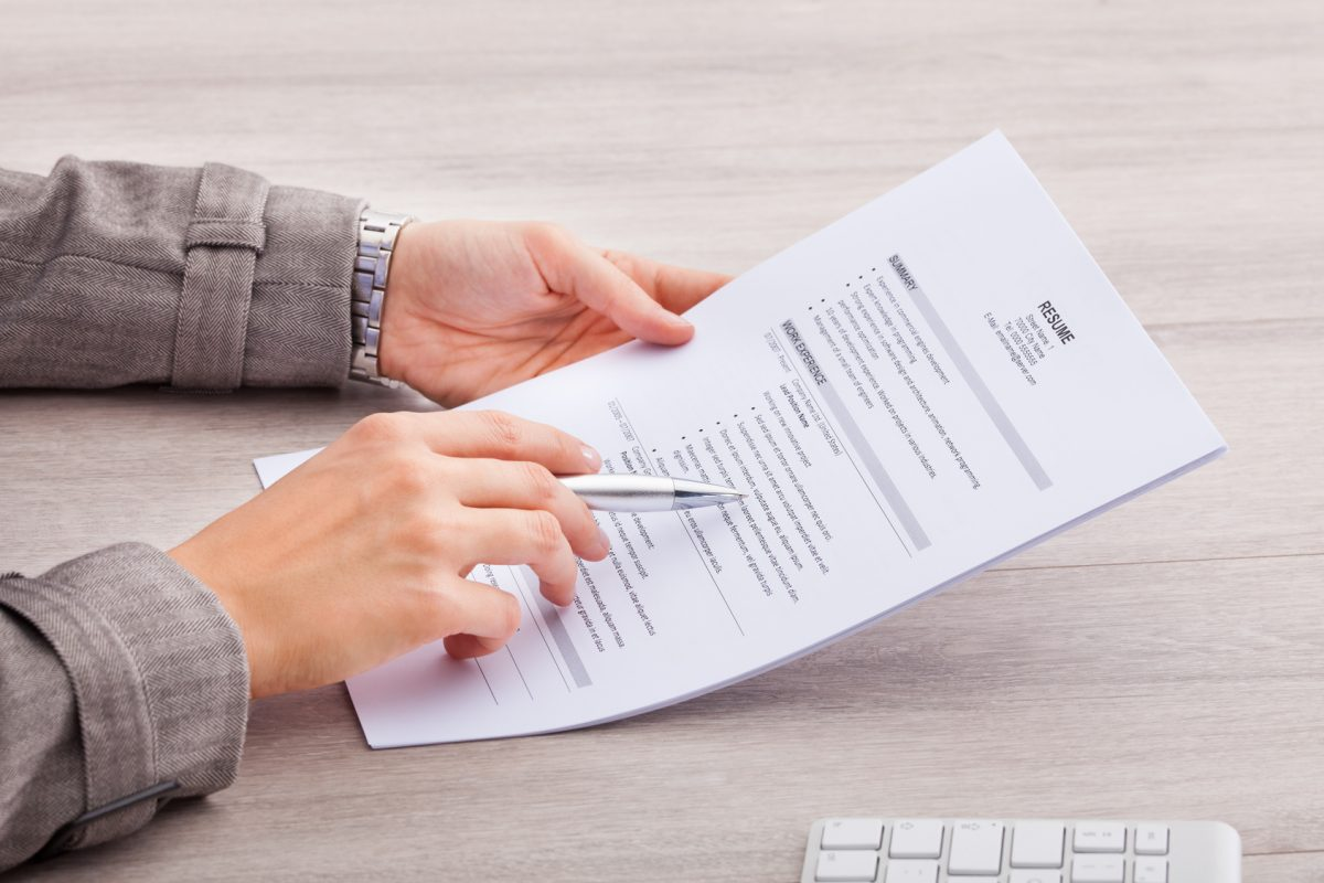 This blog perfectly describes how to write a brilliant CV