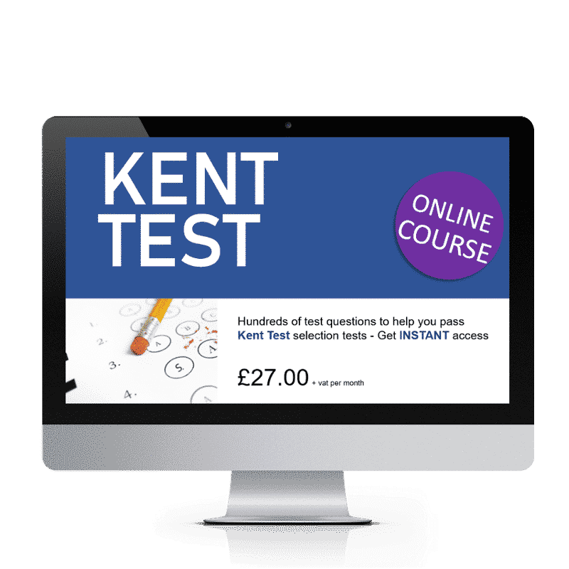 Kent Test Online Training Course