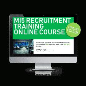MI5 Recruitment Online Training Course