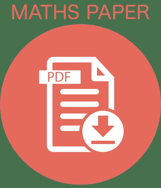 Maths Paper 11 plus free download