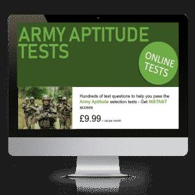 Online Interactive Army Aptitude Practice Tests