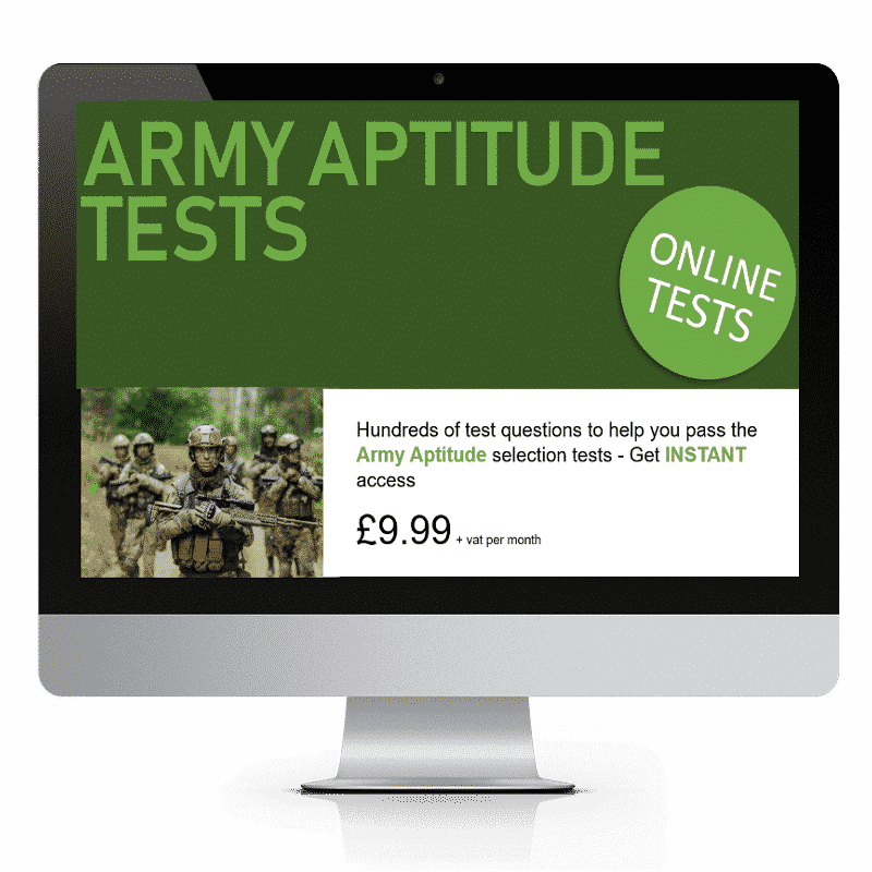 Online Interactive Army Aptitude Practice Tests