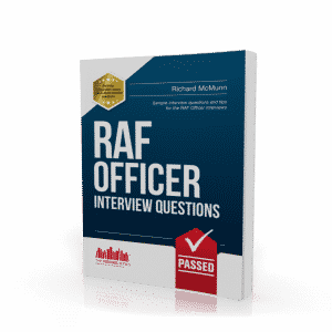 RAF Officer Interview Questions Workbook