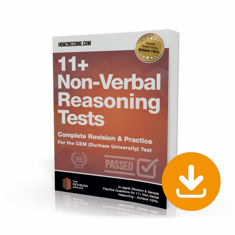 11+ Non-Verbal Reasoning Tests Download