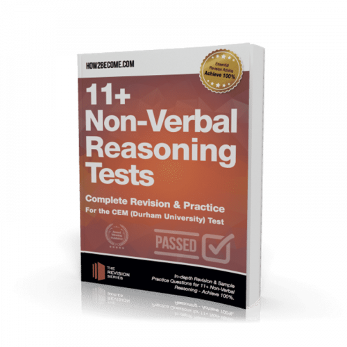 11+ Non-Verbal Reasoning Tests Workbook